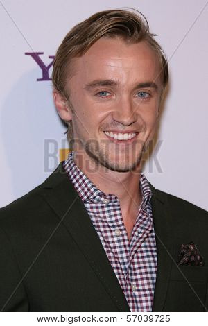 Tom Felton at the 15th Annual Hollywood Film Awards Gala, Beverly Hilton Hotel, Beverly Hills, CA 10-24-11