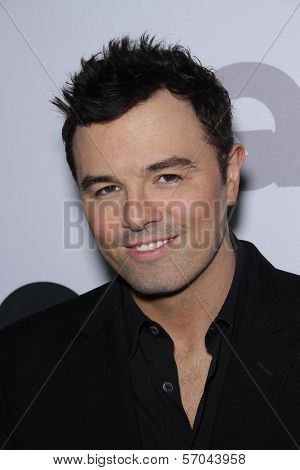 Seth MacFarlane at the 16th Annual GQ
