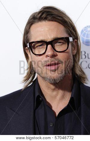 Brad Pitt at the