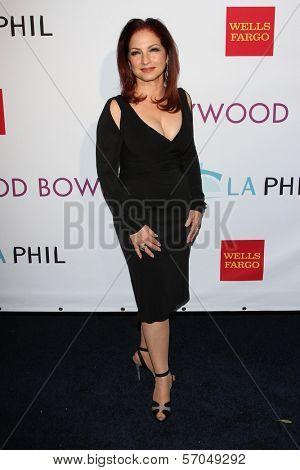 Gloria Estefan at the Hollywood Bowl 90th Season Hall of Fame Ceremony, Hollywood Bowl, Hollywood, CA. 06-17-11