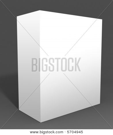 Ideal clear white box