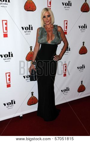 Charis B at a wedding vow renewal ceremony for Ice-T and Coco, W Hotel, Hollywood, CA. 06-03-11