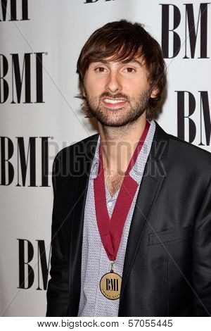 Dave Haywood at the BMI Pop Music Awards, Beverly Wilshire Four Seasons Hotel, Beverly Hills, CA. 05-17-11