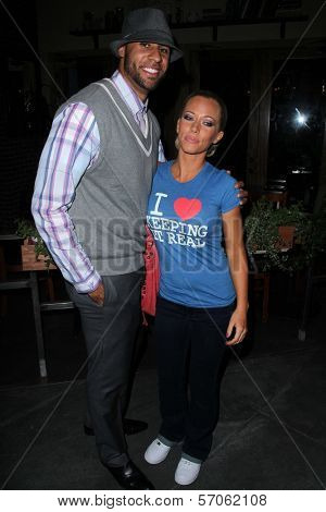 Hank Baskett and Kendra Wilkinson at Cheryl Burke's Birthday Celebration, BoHo, Hollywood, CA. 05-02-11