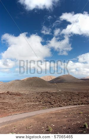 Lanzarote, Timanfaya National Park ( Vertical )