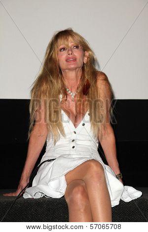 Laurene Landon at a rare screening of