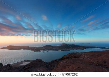 Lanzarote, Isla Graciosa