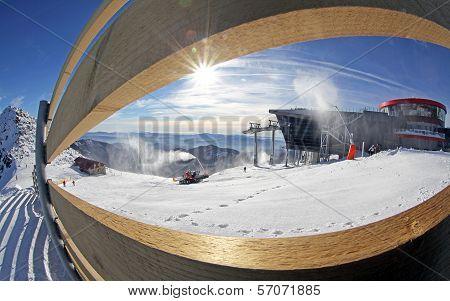 Ski Resort Jasna, Slovakia