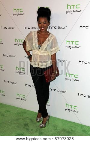 Denyce Lawton at the HTC Status Social, Paramount Studios, Hollywood, CA. 07-19-11