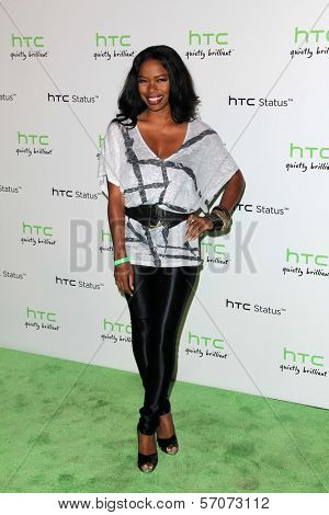 Jill Marie Jones at the HTC Status Social, Paramount Studios, Hollywood, CA. 07-19-11