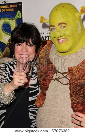 Jo Anne Worley at