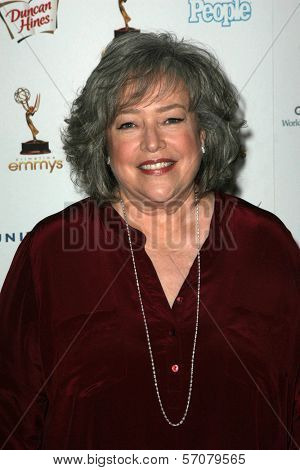 Kathy Bates at the 63rd Primetime Emmy Awards Performers Nominee Reception, Pacific Design Center,  Los Angeles, CA 09-16-11