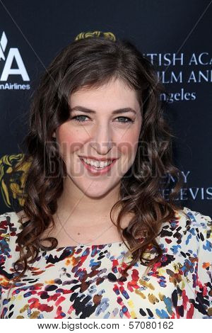 Mayim Bialik at the 9th Annual BAFTA Los Angeles TV Tea Party, L 'Ermitage, Beverly Hills, CA 09-17-11