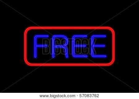 Neon Sign Free