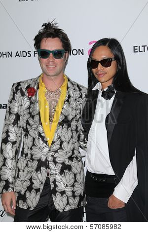 Rufus Wainwright at the 19th Annual Elton John Aids Foundation Academy Awards Viewing Party, Pacific Design Center, West Hollywood, CA. 02-27-11