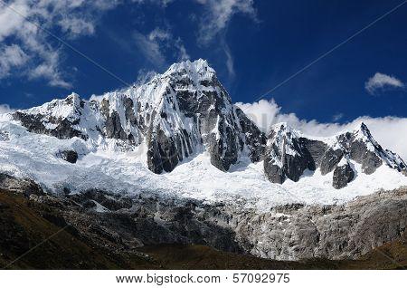 Peru, Santa Cruz Trek On The Cordillera Blanca