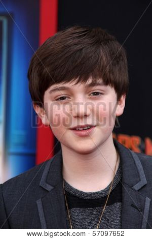 Greyson Chance at the