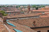 pic of ferrara  - Panoramic view of Ferrara - JPG
