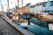 Vessels at Nyhavn