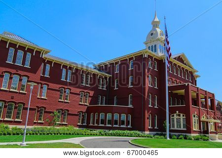 Salem State Hospital Museum