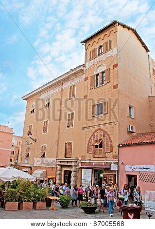 La Maddalena Cityscape