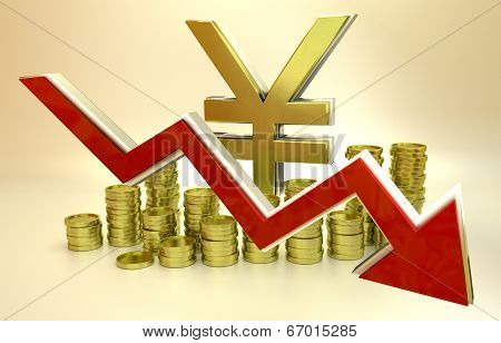 Currency Collapse - Japanese Yen