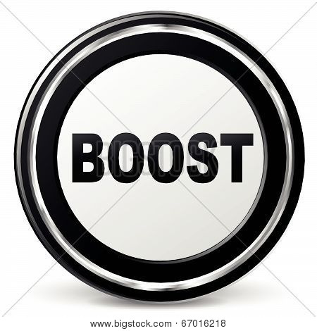 Vector Boost Icon