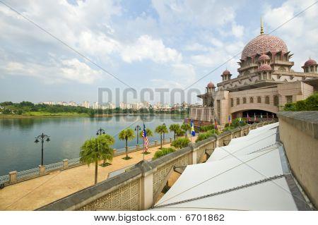 Putrajaya Mosque Malaysia