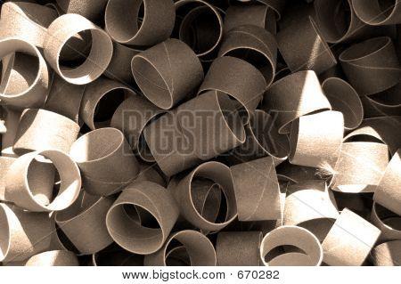 Sandpaper Rolls