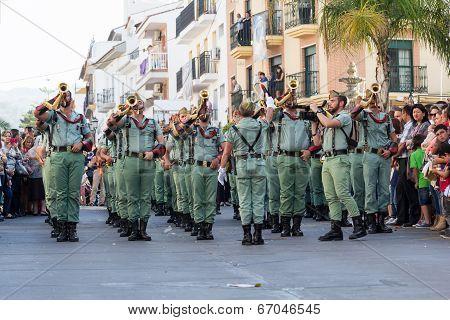 Spanish Legionnaires