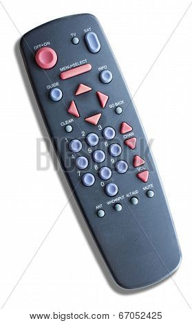Satellite Television Remote