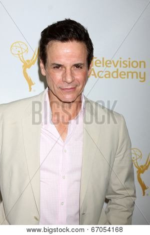 LOS ANGELES - JUN 19:  Christian LeBlanc at the ATAS Daytime Emmy Nominees Reception at the London Hotel on June 19, 2014 in West Hollywood, CA