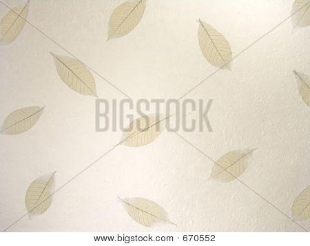 Skeletal Leaves Pattern 2