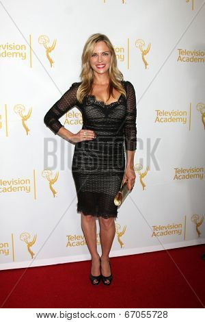 LOS ANGELES - JUN 19:  Kelly Sullivan at the ATAS Daytime Emmy Nominees Reception at the London Hotel on June 19, 2014 in West Hollywood, CA