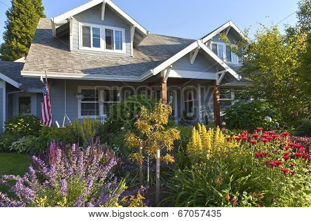 Manicured Garden And Home Gresham Oregon.