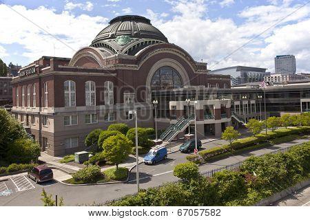 Court House Tacoma Washington.