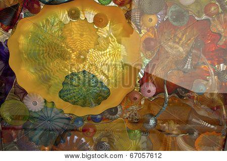 Glass Art.