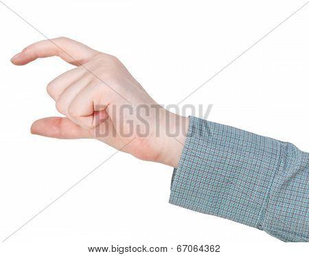 Medium Size - Hand Gesture