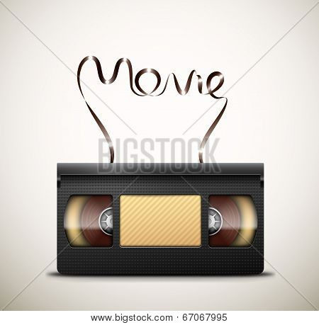 Movie On Videotape