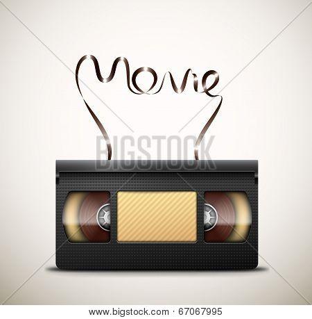 Movie On Videotape