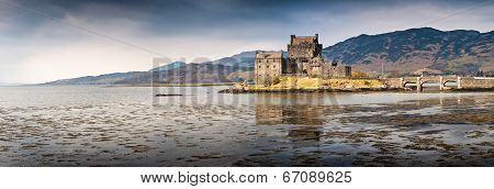 Scotland Eilean Donan Castle Highlands