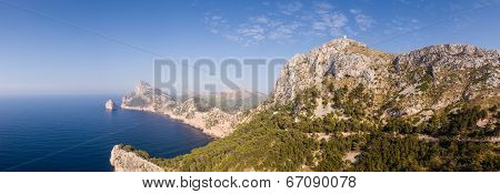 Formentor, Mallorca Spain.