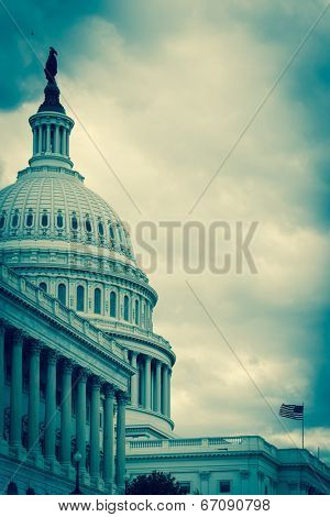 The Capitol - Washington D.C. United States of America