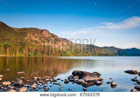 English Lake District, Cumbria, Uk.
