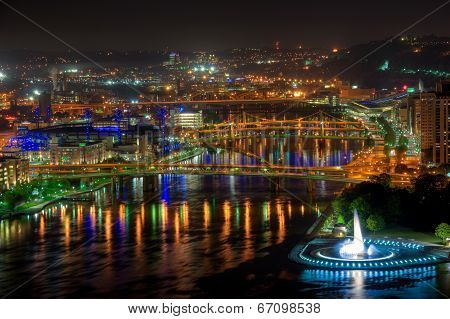 Allegheny River, Pittsburgh