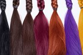 pic of hair integrations  - Artificial Hair Used for Production of Wigs and Extensions
