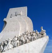 Monument To The Discoveries,lisbon