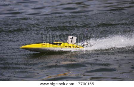 Fsr Class Rc Boat