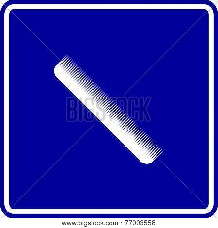 comb sign