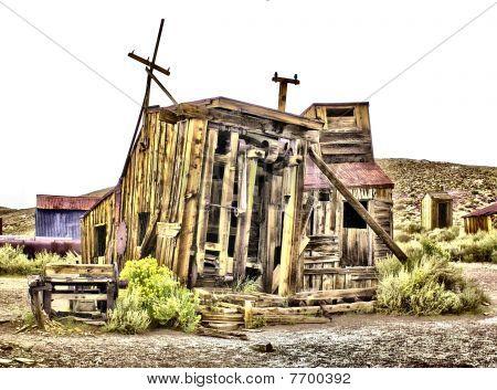 Bodie California Sawmill